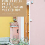 HOW TO CREATE YOUR HOME'S COLOR PALETTE USING INSPIRATION PICS