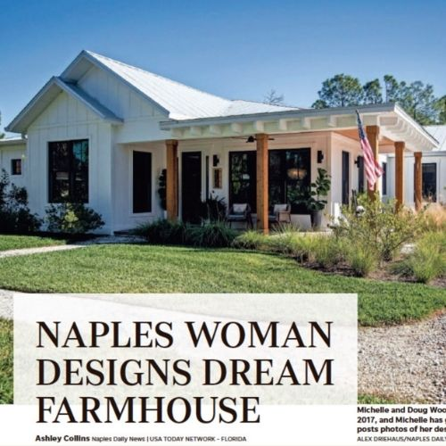Naples Daily News - Naples Woman Designs Dream Farmhouse